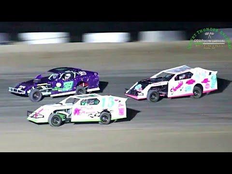 Desert Thunder Raceway 305 Modified Main Event 6/25/21 - dirt track racing video image
