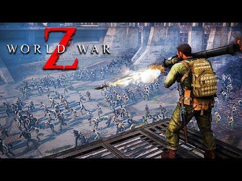ZOMBIE SURVIVAL GAME!! (World War Z) - UC2wKfjlioOCLP4xQMOWNcgg