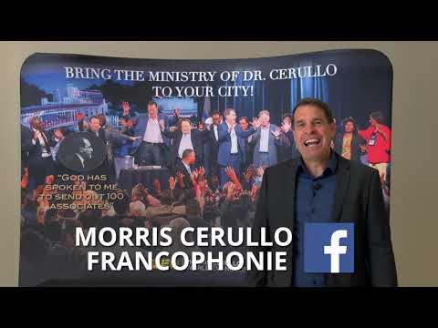 FACEBOOK - MORRIS CERULLO FRANCOPHONIE