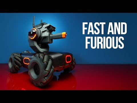 FPV Robot —DJI Robomaster S1 - UCvkODZ-I4tsdP2Qopov0jrA