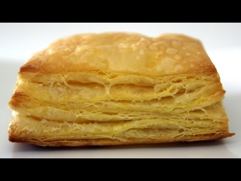 Puff Pastry Recipe / باف بيستري - UCB8yzUOYzM30kGjwc97_Fvw