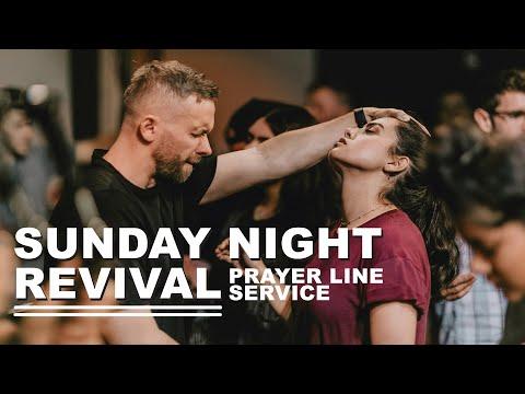 #SundayNightRevival 09.27.20  Prayer Line Service  Pastor Ilya