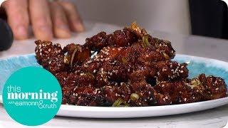 Phil Vickery's Crispy Korean Fried Chicken | This Morning