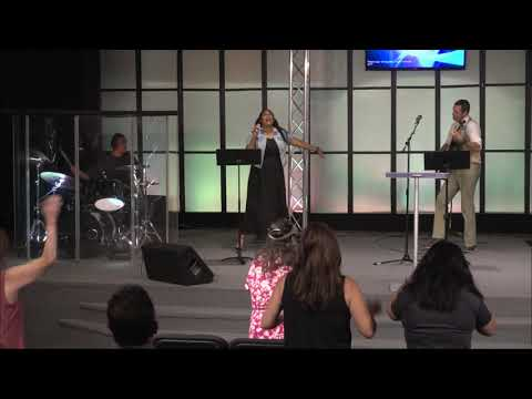 Communion Service (09-06-2020)