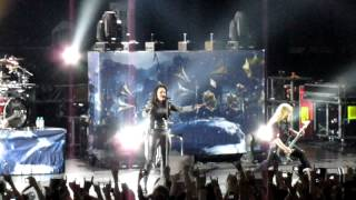 Finlandia (Intro) / Storytime (Live at Crocus City Hall, Moscow, 15.03.2012)