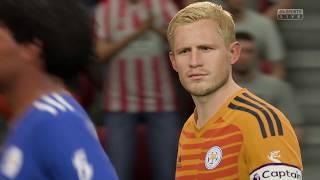FIFA 19 - CHELTENHAM TOWN Vs. LEICESTER CITY || INTERNATIONAL FRIENDLY 2019 || FULL MATCH & GAMEPLAY