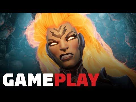 6 Minutes of Darksiders 3 Sloth Boss Gameplay - UCKy1dAqELo0zrOtPkf0eTMw