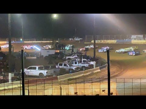 10/2/2021 Main Street Stock Cherokee Speedway - dirt track racing video image