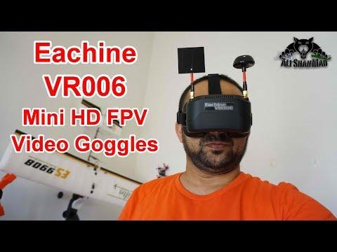 Eachine VR006 Mini Customized HD FPV Video Goggles - UCsFctXdFnbeoKpLefdEloEQ