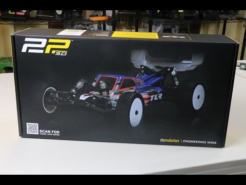 Unboxing: Team Losi Racing 22 3.0 2WD Electric Buggy - TLR - UC2SseQBoUO4wG1RgpYu2RwA