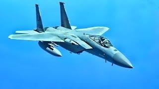 F-15 Eagles & Strike Eagles Over Undisclosed Location 2019