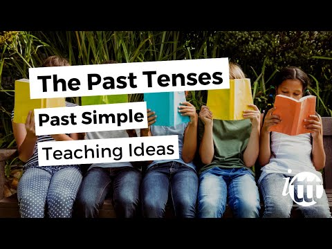 English Grammar - Past Simple - Teaching Idea - TESOL Courses