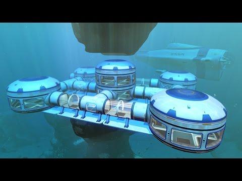 Subnautica - SELF-SUSTAINING UNDERWATER BASE!! Subnautica Part 9 Gameplay! (Subnautica Gameplay) - UC2wKfjlioOCLP4xQMOWNcgg