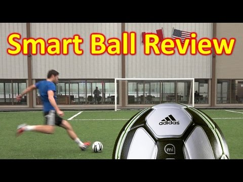 adidas miCoach SMART BALL Review - UCUU3lMXc6iDrQw4eZen8COQ