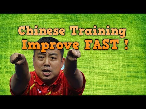 TOP 5 TIPS TO IMPROVE FAST IN TABLE TENNIS - UC_GiI83OPF1cwYlT9wUpMBw