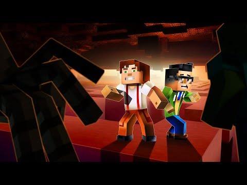 Minecraft: Story Mode - Season Two - EPISODE THREE TRAILER - UCF0t9oIvSEc7vzSj8ZF1fbQ
