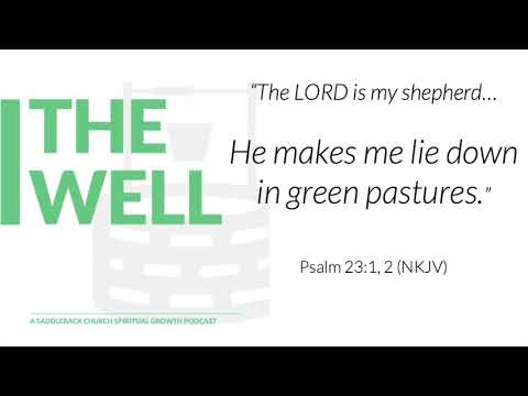 E6 Green Pastures (Psalm 23:1, 2)