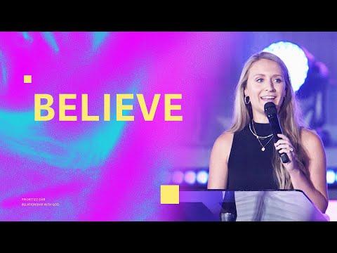 Believe  Pray First  Blaire Duron