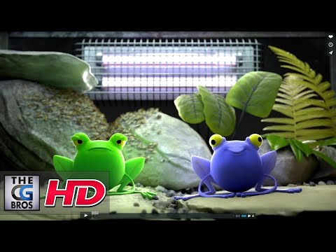 """CGI 3D Animated Short """"A Bout"""" - by Louis Renard - default"""