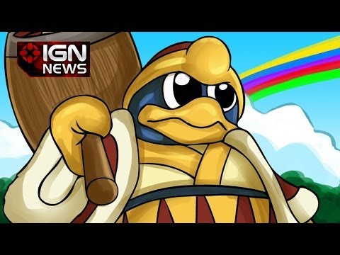 IGN News - King Dedede Confirmed For Smash Bros Wii U / 3DS - UCKy1dAqELo0zrOtPkf0eTMw