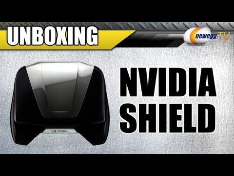 NVIDIA SHIELD Unboxing - Newegg TV - UCJ1rSlahM7TYWGxEscL0g7Q