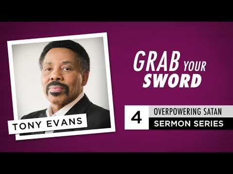Grab Your Sword - Audio Sermon by Tony Evans