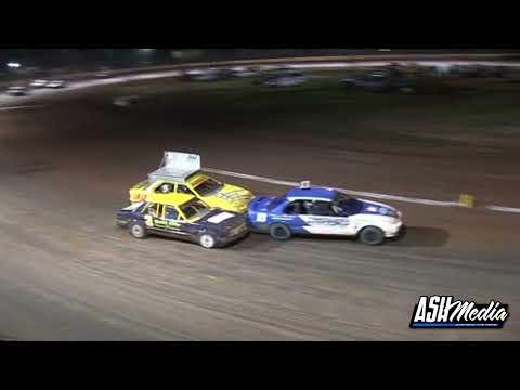 Super Street: A-Main - Maryborough Speedway - 22.04.2011 - dirt track racing video image