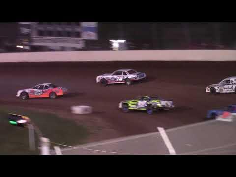 8/21/21 Street Stock Feature Beaver Dam Raceway - dirt track racing video image