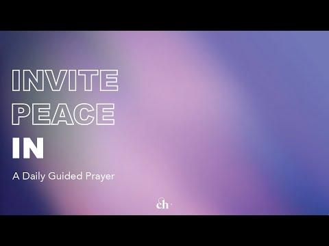 Invite Peace In
