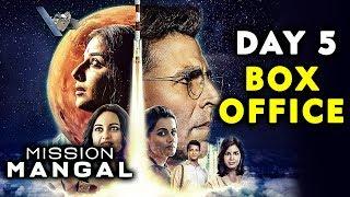 Mission Mangal   Day 5 Collection   Box Office   Akshay Kumar, Sonakshi, Taapsee, Vidya Balan