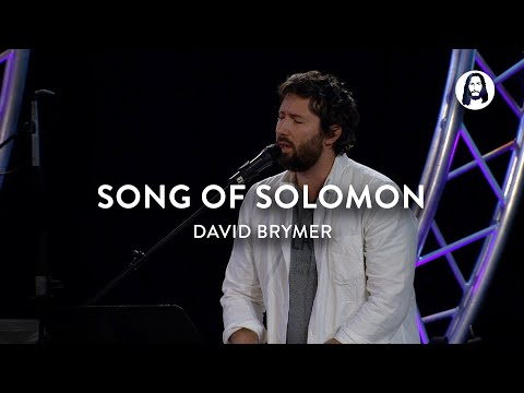 Song of Solomon / Lord, prepare me to be a sanctuary  Jesus Image  David Brymer