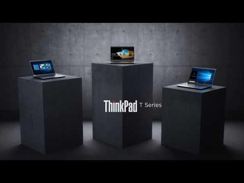 ThinkPad T Series Product Tour (2019) - UCpvg0uZH-oxmCagOWJo9p9g