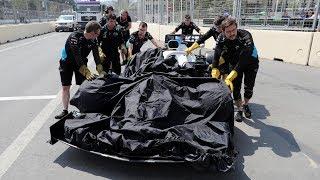 A saudade de Whiting, a zica da Williams, o incômodo Leclerc: a sexta insana | GP às 10