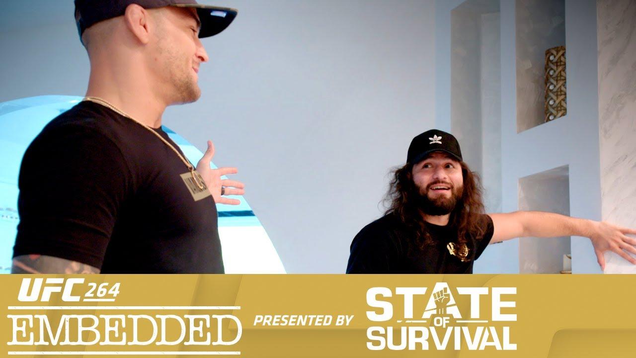UFC 264 Embedded: Vlog Series – Episode 3