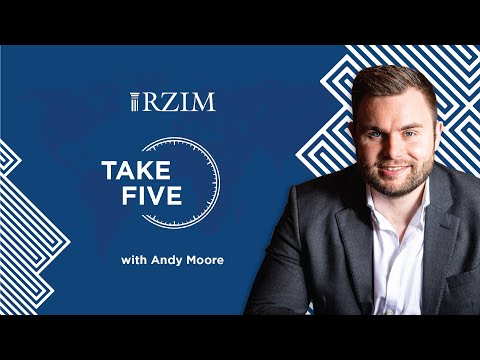 Re-Shaping Our Understanding of Hope  Andy Moore  TAKE FIVE  RZIM