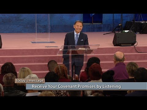 Receive Your Covenant Promises by Listening