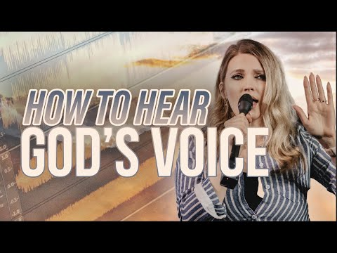 Listening to God's Voice