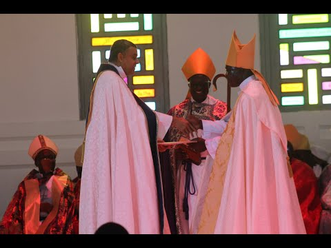 THE CONSECRATION CEREMONY OF NEW BISHOPS 2019