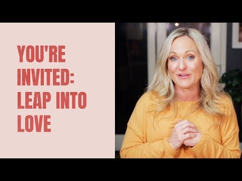 Leap Into Love  Havilah Cunnington  Free Online Bible Study