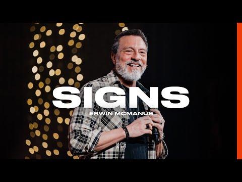 Signs  Erwin McManus - Mosaic