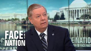 Graham on Trump's phone call to Libyan warlord