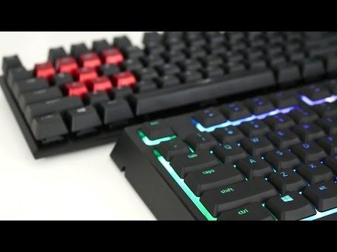Razer Ornata Chroma vs HyperX Alloy FPS $99 Keyboards - default
