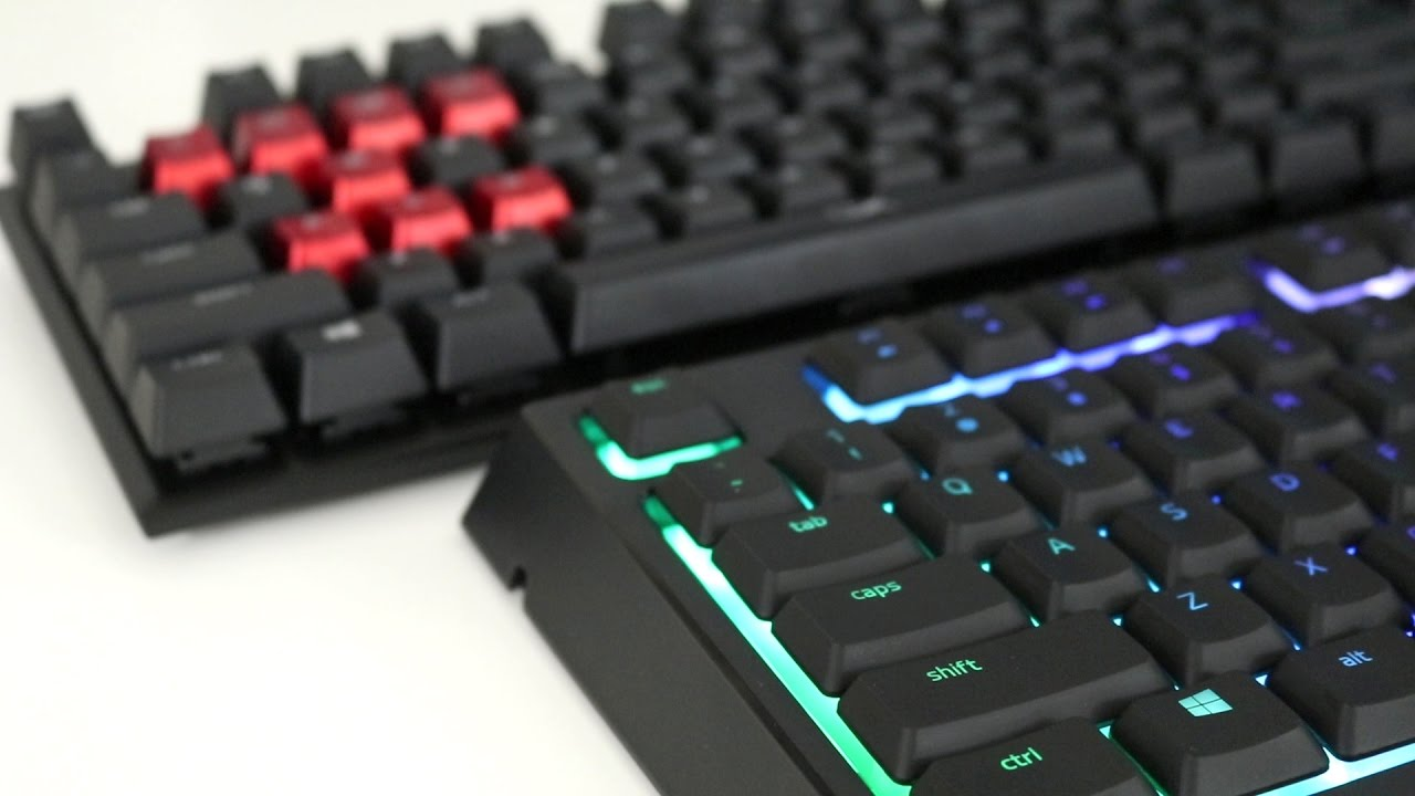 0a970a80ae2 Razer Ornata Chroma vs HyperX Alloy FPS $99 Keyboards | Racer.lt