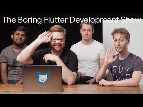 Exploring Flutter Samples and Examples (The Boring Flutter Development Show, Ep. 11) - UC_x5XG1OV2P6uZZ5FSM9Ttw