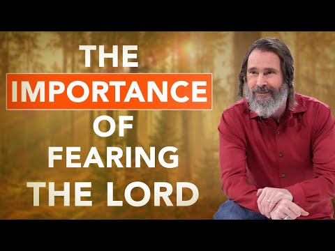 Why Should We Fear the Lord?    Psalm 34 Season 2