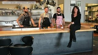 Behind the Business:  Craftmade Aprons
