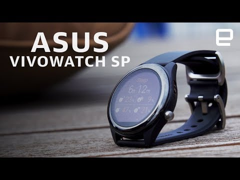 ASUS VivoWatch SP hands-on at IFA 2019 - UC-6OW5aJYBFM33zXQlBKPNA