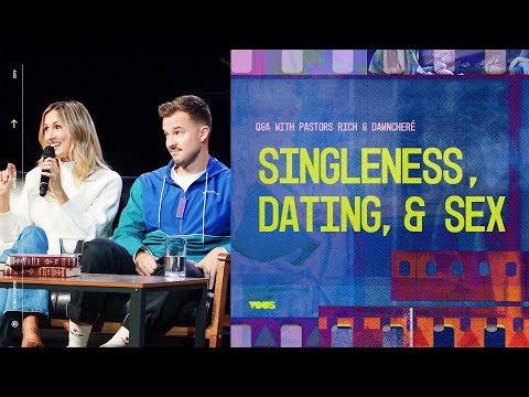 Rich and DawnCher Wilkerson  Asking For A Friend: Q&A Part 1: Singleness, Dating and Sex