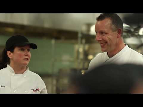 A look inside of on-campus dining with executive chef Emil Topel
