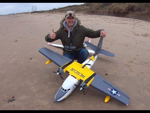 Hobbyking Avios Grumman ALBATROSS  MAIDEN FLIGHT - UC_GGFFD9uOfVQ8b9_wxXfLA